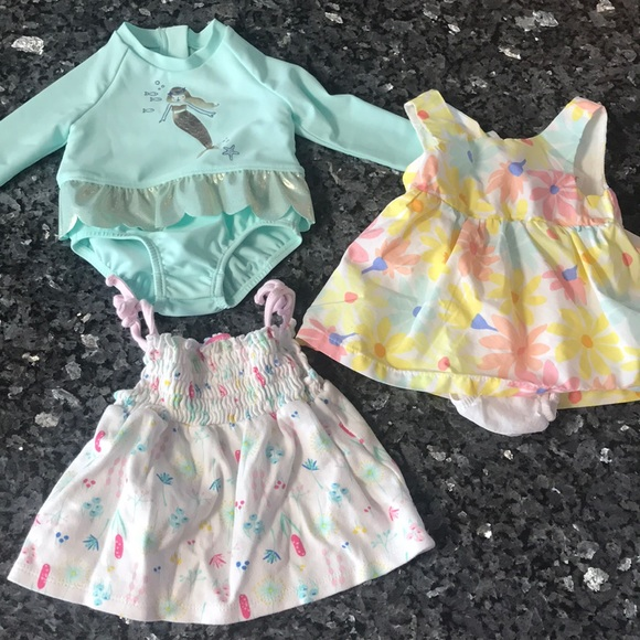 Carter's Other - 🔵 Baby girl clothes